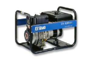 SDMO DX 4000 afbeelding 600x500